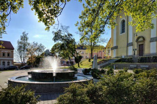 Park v Kynšperku