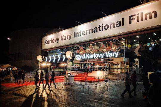 Thermal - hlavní sídlo KVIFF